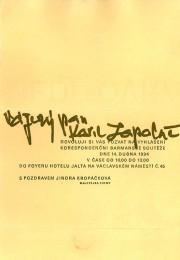 1994 3.misto soutěž Meditovka