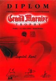 2004 2.místo Grand Marnier