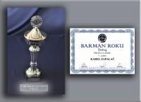 2004 CBA Barman roku
