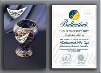 Ballantines Hot Cup 1999